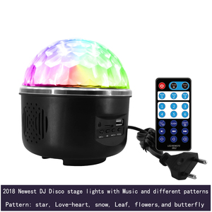 GL002  (Medium Magic ball with Gobo)